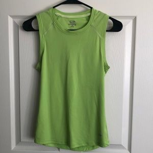 C9 by Champion Activewear Tank Top - Lime Green